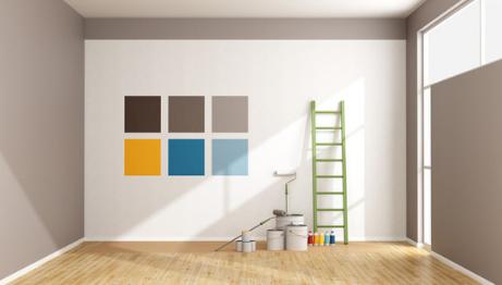 Interior Painting - Dallas Paintes