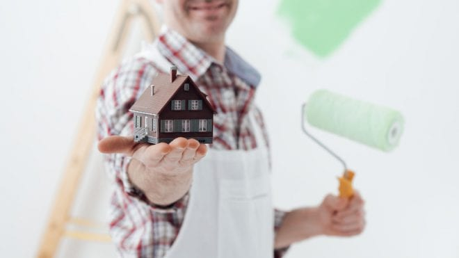 The DIY Approach: Painting Your Home Yourself