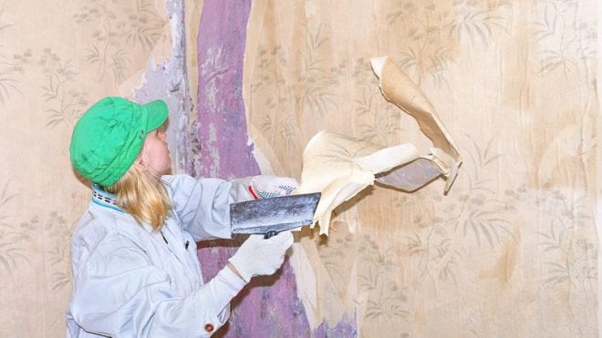 All About Removing Your Wallpaper