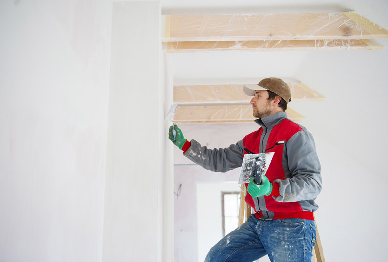What you need to do before Painting a House