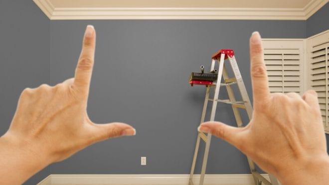 Matte Paint for Walls