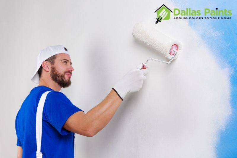 professional painter in Dallas