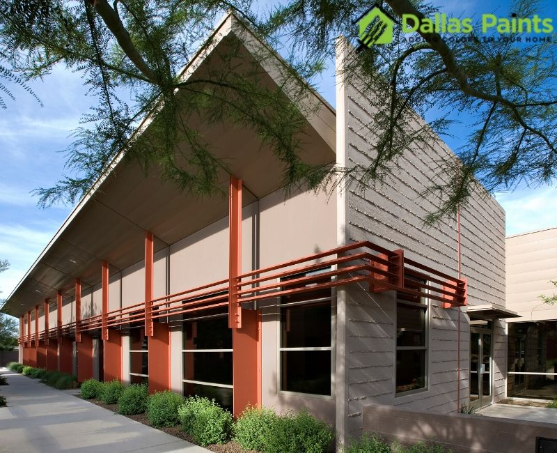 Commercial Painting in Dallas