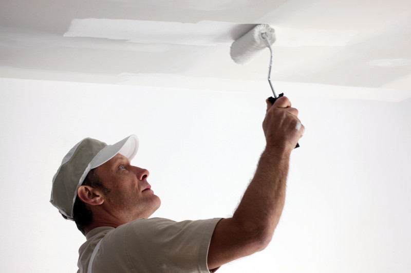 How Do You Refinish A Popcorn Ceiling