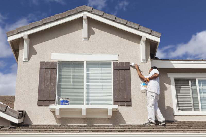 Painting a House like a Professional