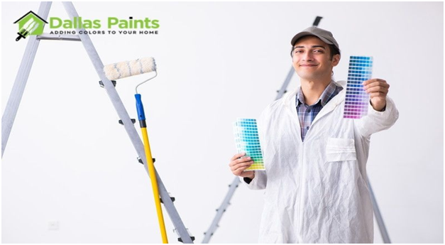 Finding the Best House Painter in Dallas