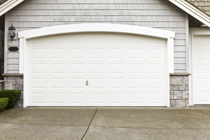 How To Paint A Garage Door?