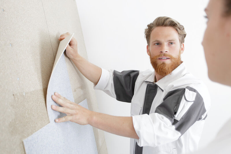 2020 Guide For Wallpaper Installation And Its Cost