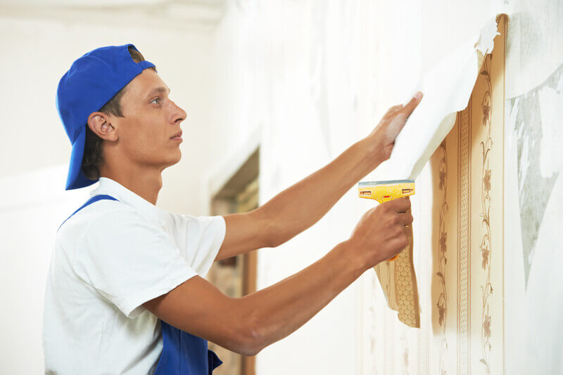 Cost To Remove Wallpaper – All You Need To Know