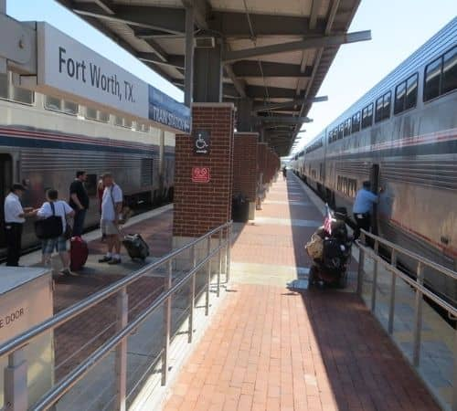 Dallas Paints - Fort Worth Painters - Amtrak, Fort Worth, Texas