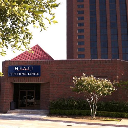 Dallas Paints- Richardson painters - Hyatt Conference Center, TX