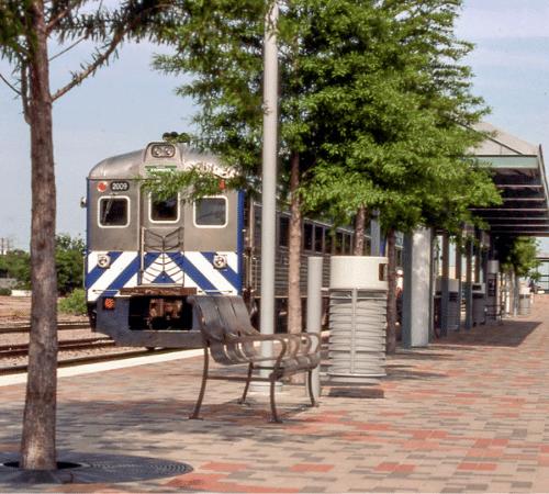 Dallas Paints - Irving Painters - Trinity Railway Express , TX