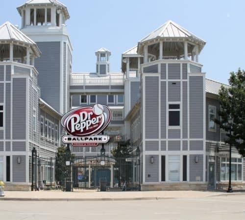 Dallas Paints - Frisco Painters - Dr Pepper Ball Park Frisco TX