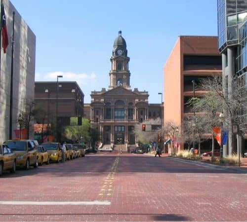 Dallas Paints - Fort Worth Painters - Tarrant County Courthouse