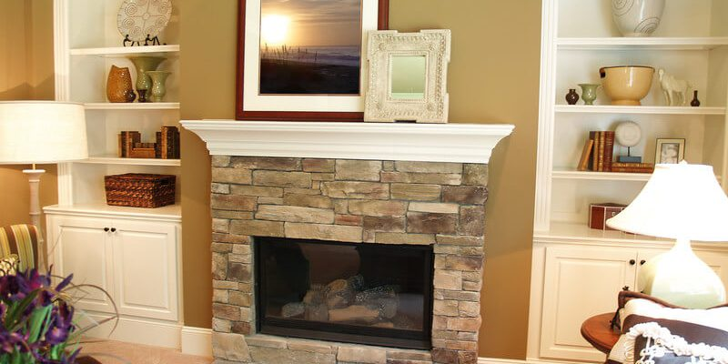 2020 Tips How To Paint A Fireplace And Its Cost