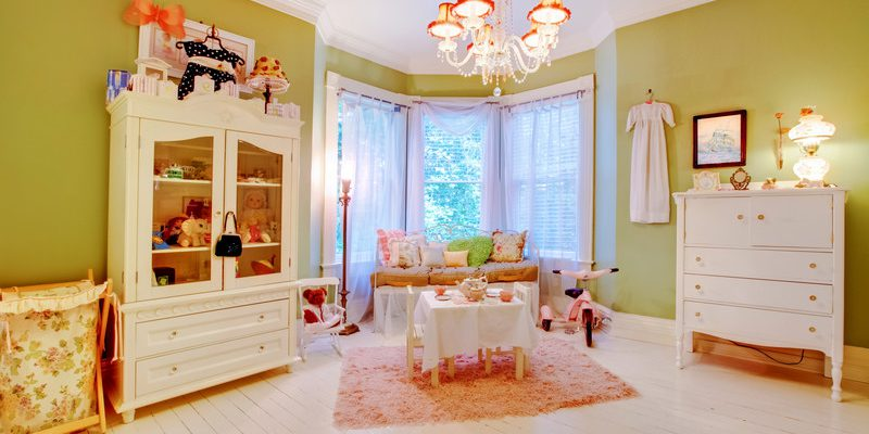 Neutral Colors for Baby's Room